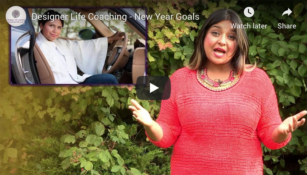 Video Post: New Year Goals
