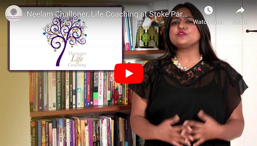 Video Post: Life Coaching at Stoke Park
