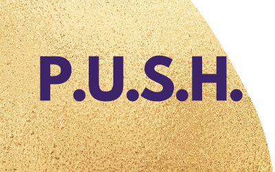 P.U.S.H. Birthing a Dream: How To Release Your Potential