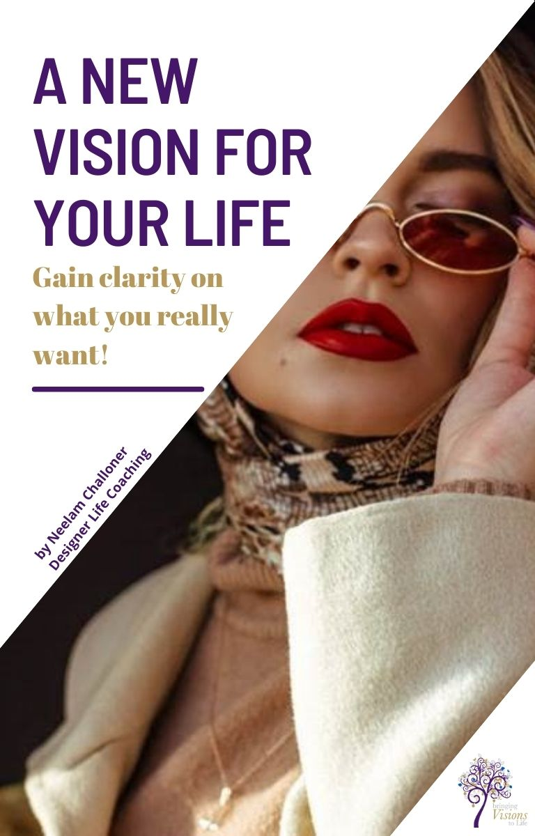 How to Create your own vision